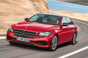 Autonomes Fahren ist in der Mercedes-Klasse möglich. Foto: Daimler