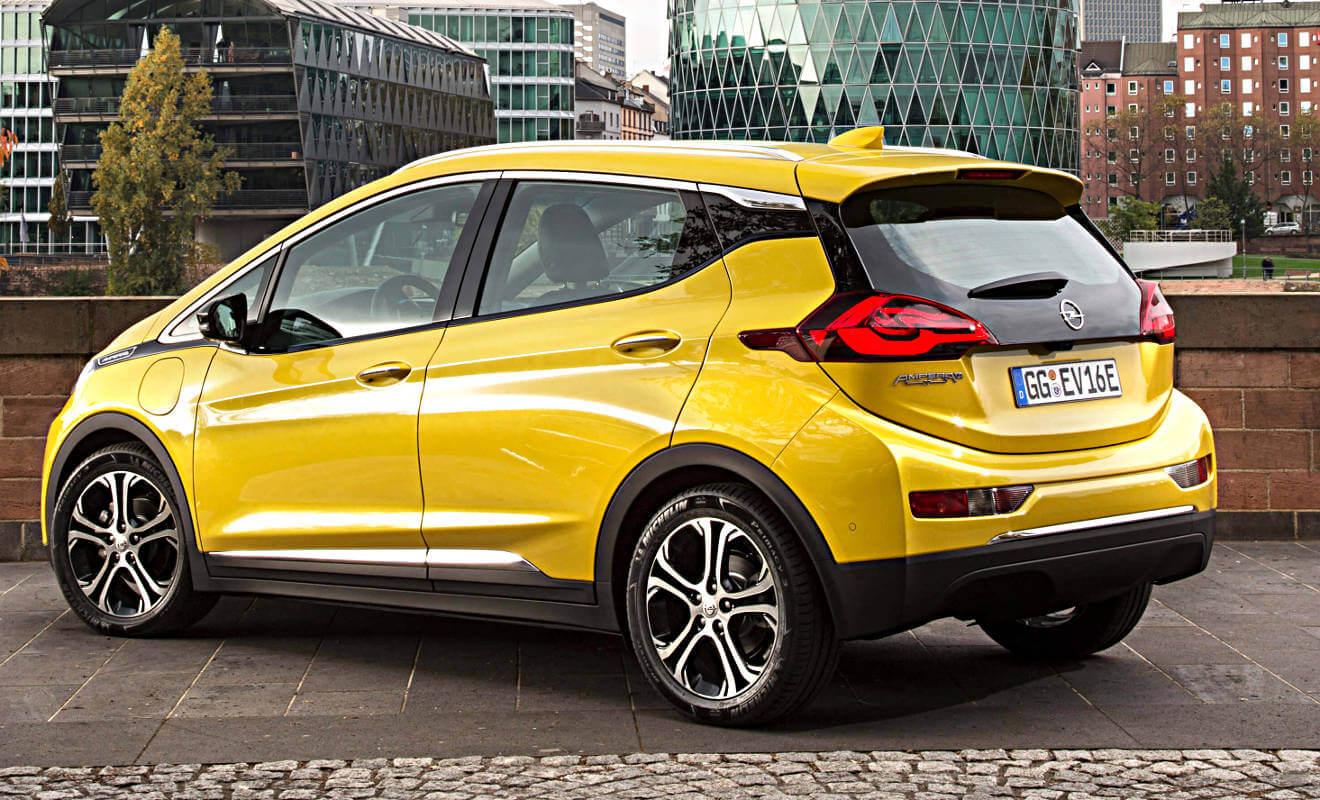 Der neue Opel Ampera-e