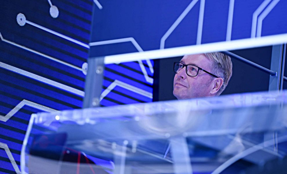 Stefan Sommer ist Chef von ZF. Foto: ZF
