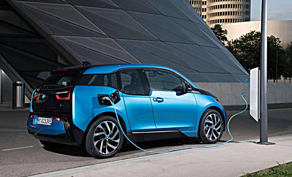 Das Elektroauto BMW i3. Foto: BMW