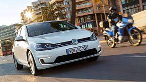 VW hat die Reichweite des Elektro-Golf verdoppelt. Foto: VW