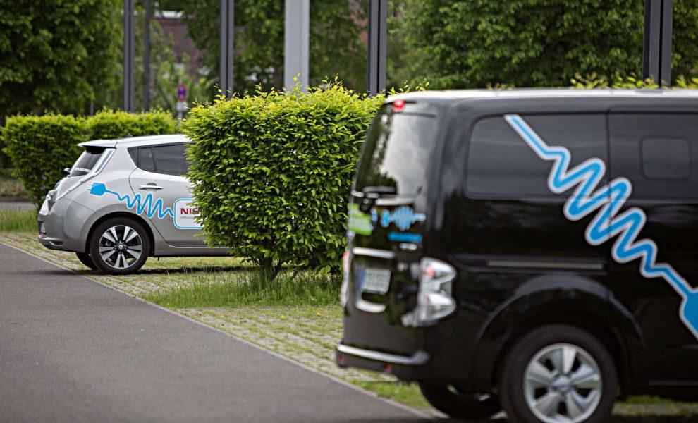 Der Nissan Leaf ist bei den Kunden beliebt. Sein Absatz profitiert vom Umweltbonus. Foto: Nissan