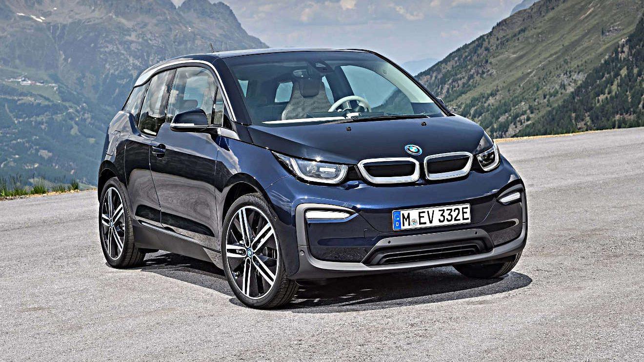 Der BMW i3 hat eine Reichweite von 300 Kilometer. Foto: BMW