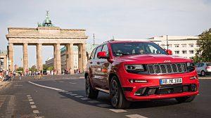 Autonom mit Magna durch Berlin. Foto: Magna/Bauer