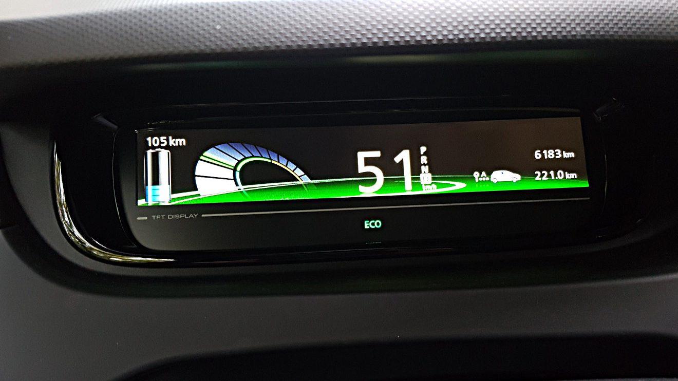 Der Renault Zoe bringt es auf eine Reichweite von 300 Kilometer. Foto: Mertens