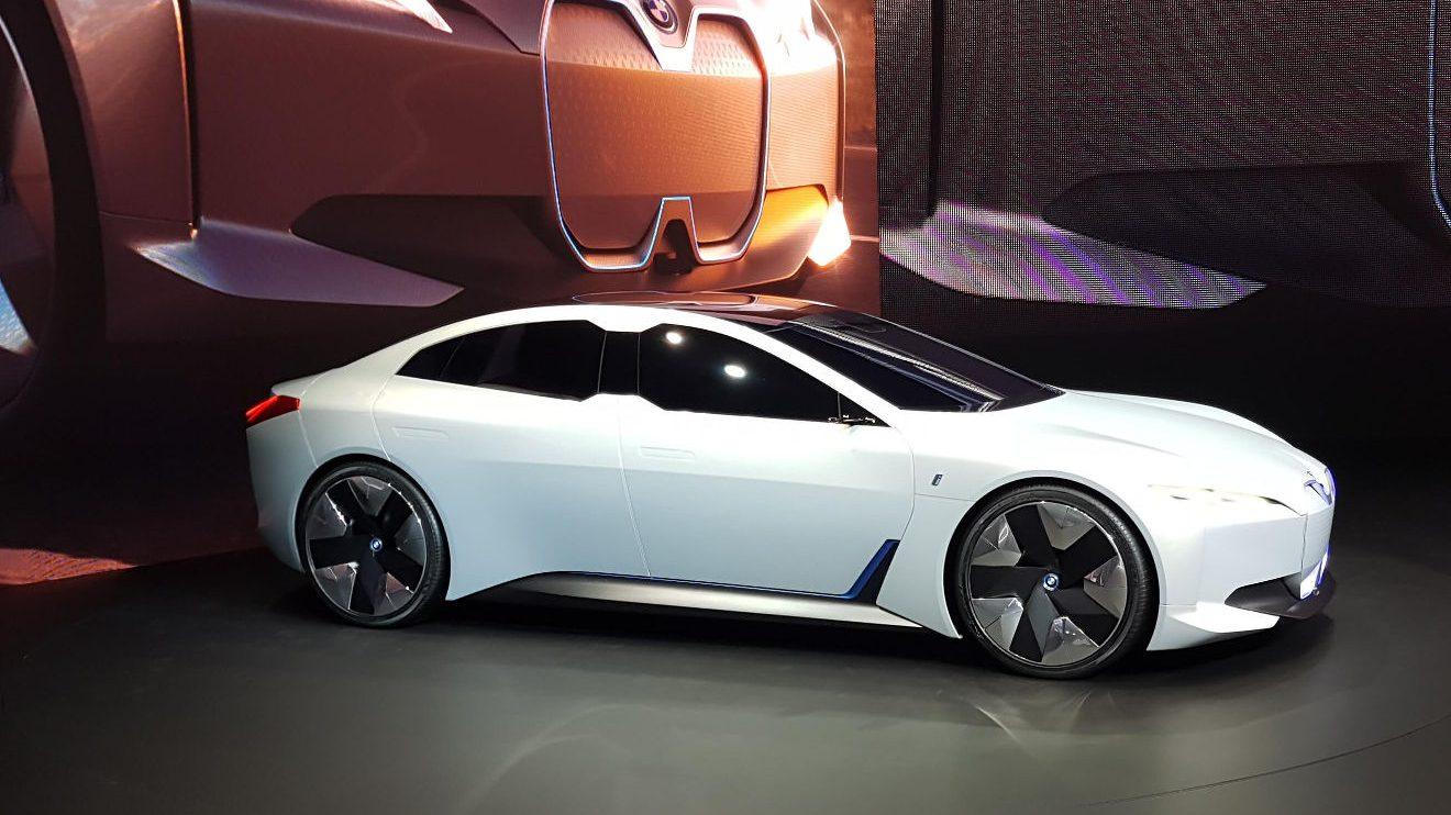 BMW i Vision Dynamics. Foto: Mertens