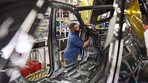 Das Daimler-Werk in Tuscaloosa wird auf die E-Mobilität vorbereitet. Foto: Daimler