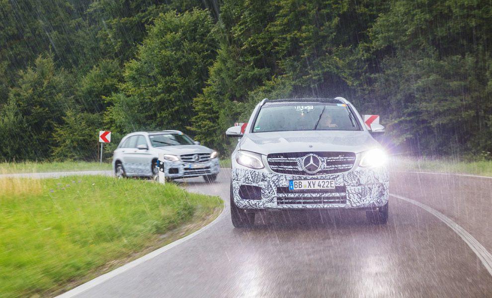 Mercedes startet die Serienfertigung eines Brennstoffzellen-Fahrzeugs. Foto: Mercedes