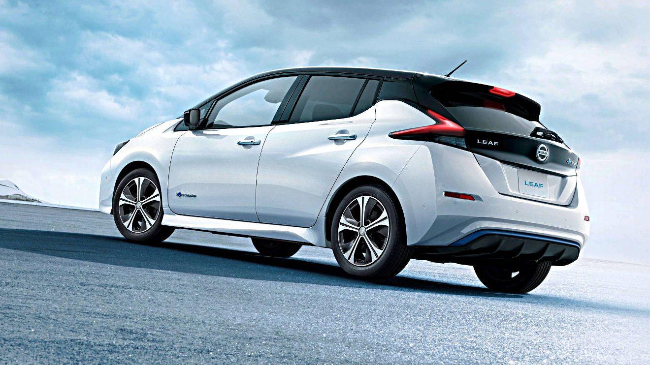 Der Nissan Leaf hat eine Reichweite von 378 Kilometer. Foto: Nissan