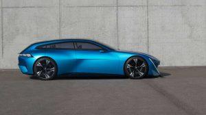Samsung vernetzt Autos. Foto: Peugeot