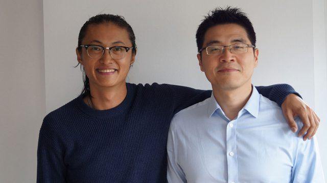 Token Hu und Li Yann haben Niu nach vorn gebracht. Foto: Flehmer