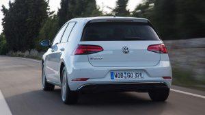 VW e-Golf. Foto: VW