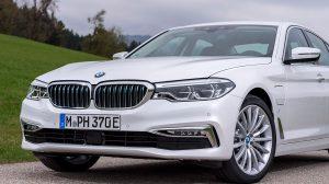 Der BMW 530e macht in manchen Märkten mehr als ein Drittel der Verkäufe aus. Foto: BMW