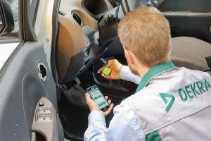 Die Dekra startet ein Pilotprojekt zur Überprüfung gebrauchter Batterien. Foto: Dekra