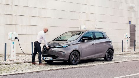 Renault forciert das intelligente Laden. Foto: Renault