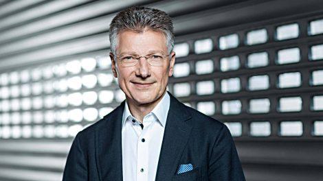 Elmar Degenhardt von Continental. Foto: Continental