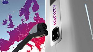 Ionity ist ein Joint-Venture von BMW, Daimler, Ford und VW. Foto: Ionity
