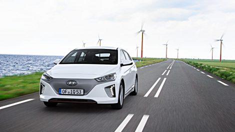 Der Hyundai Ioniq. Foto: Hyundai
