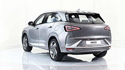 Hyundai Nexo. Foto: Hyundai/Bittmann