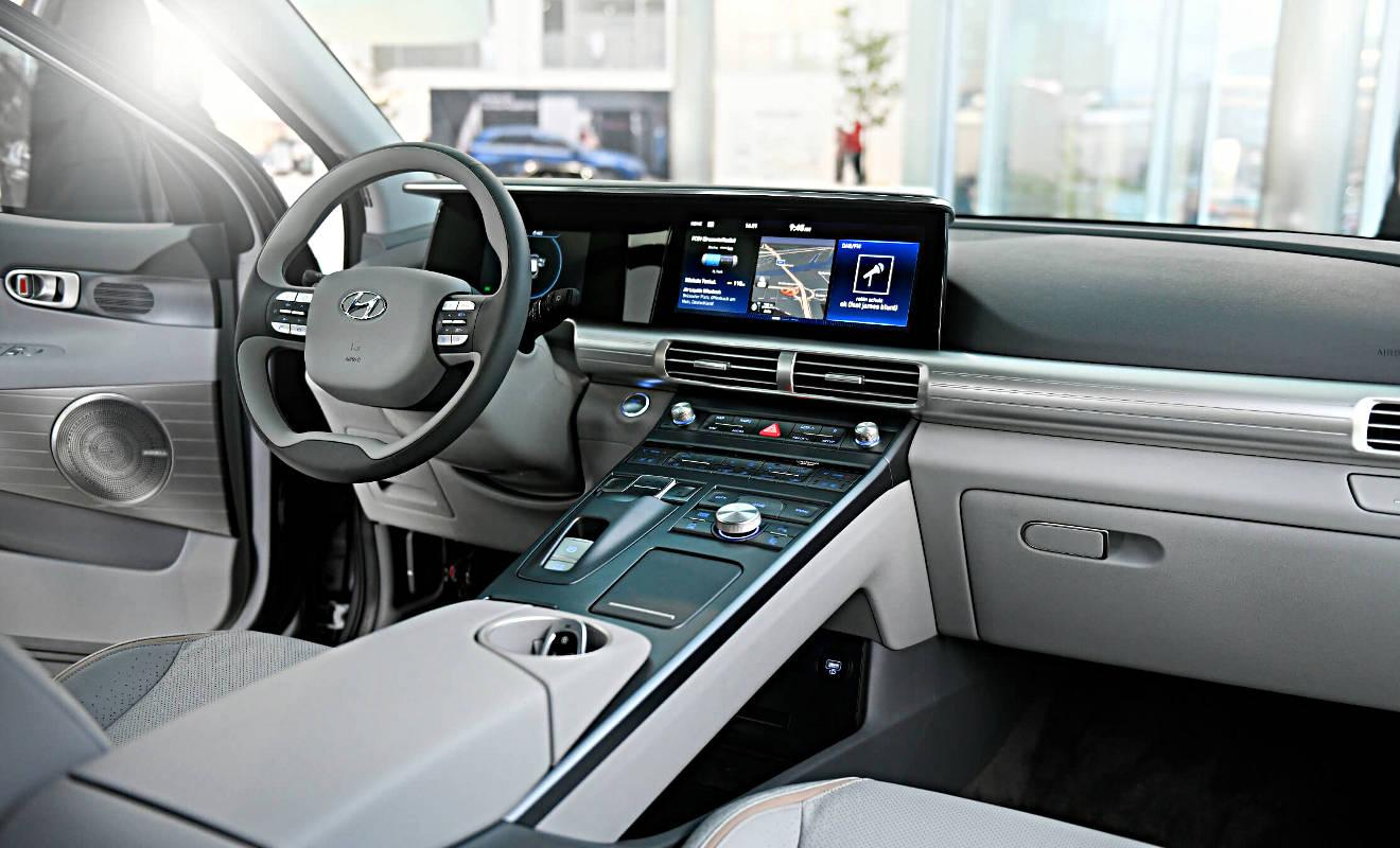 Hyundai Nexo Mit Wasser In Die Zukunft Autozukunft