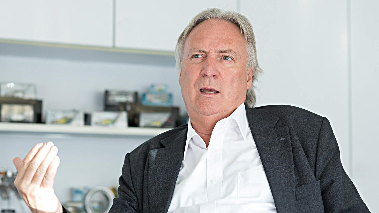 Peter Gutzmer. Foto: Schaeffler