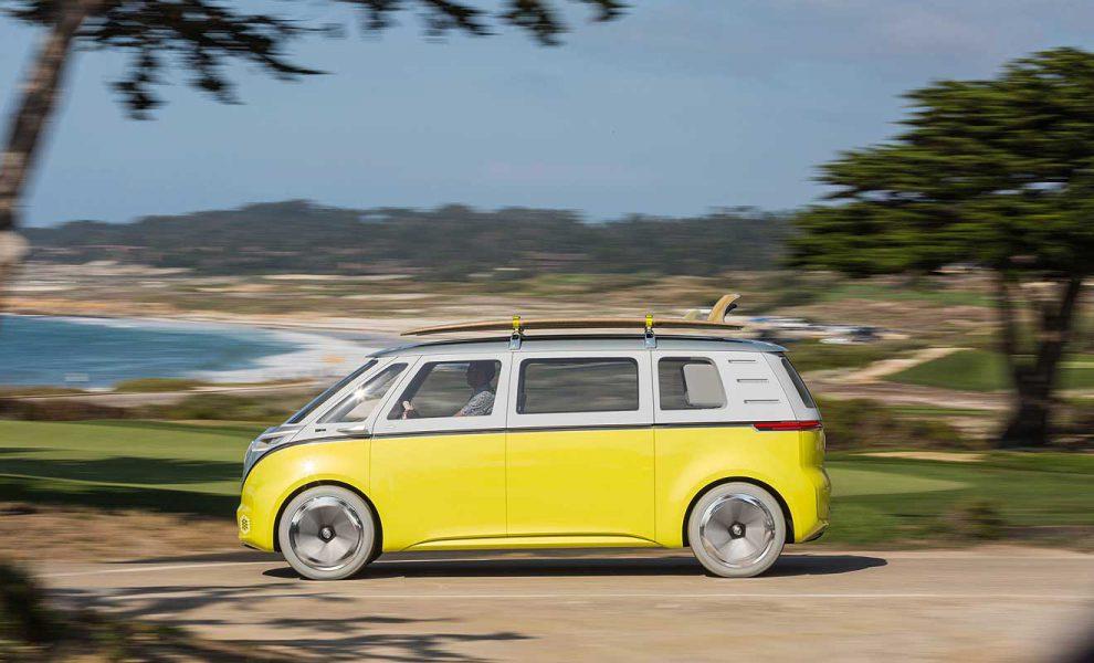 Der VW I.D. Buzz. Foto: VW