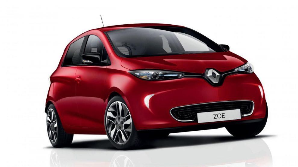 Ranult Zoe. Foto: Renault