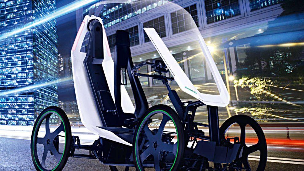 Bio-Hybrid. Foto: Schaeffler
