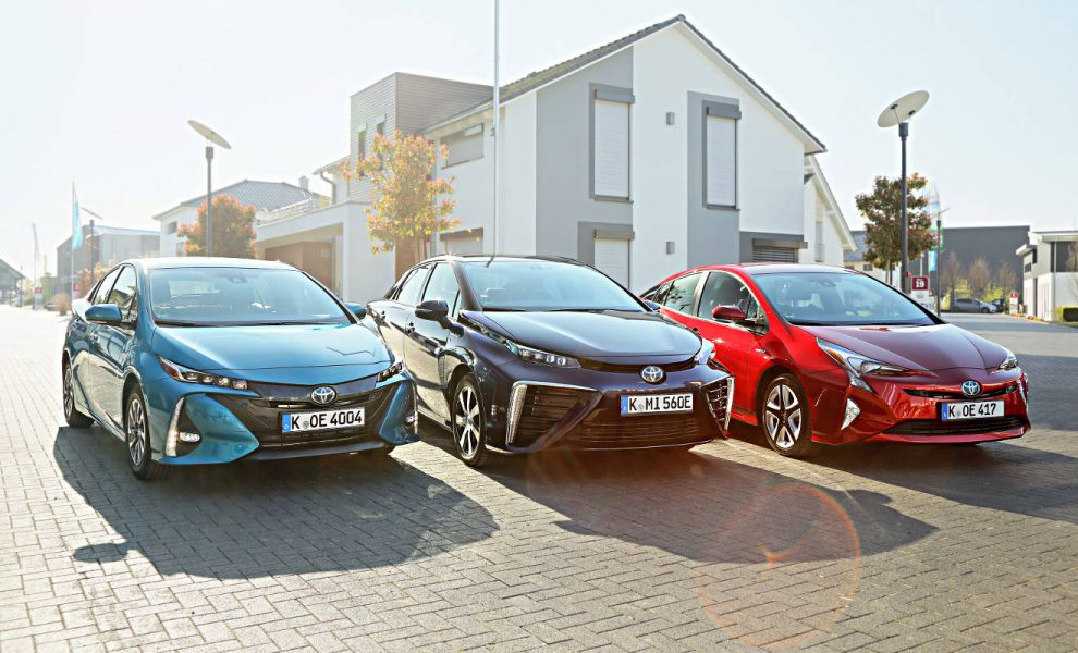 Toyota stichelt gegen die Konkurrenz. Foto: Toyota