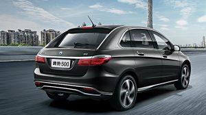 Denza 500. Foto: Daimler