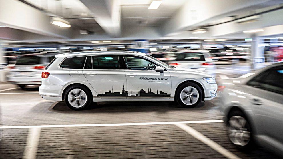 VW Passat.