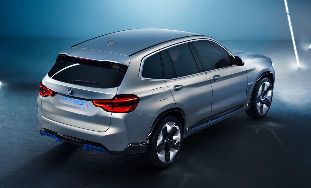 Das Concept iX3. Foto: BMW