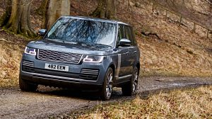 Range Rover Plug-in-Hybrid. Foto: Land Rover