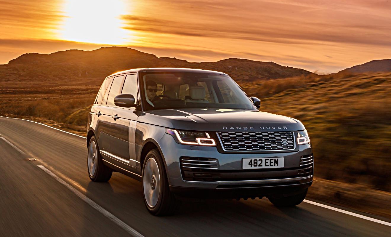 Range Rover P400e. Foto: Land Rover