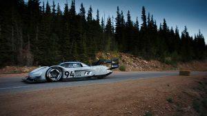 Der VW I.D. R Pikes Peak. Foto: Volkswagen