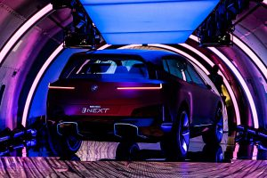 Der BMW Vision iNext. Foto: BMW