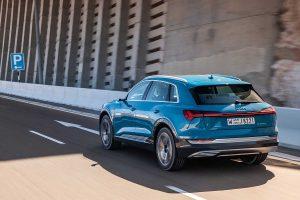 Der neue E-rron. Foto: Audi
