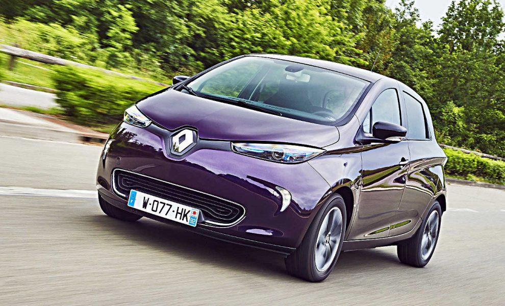Renault Zoe Führt Beliebtheitsskala Bei E Autos An Autozukunft