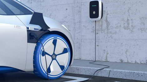 Volkswagen avanciert zum Stromanbieter. Foto: Volkswagen