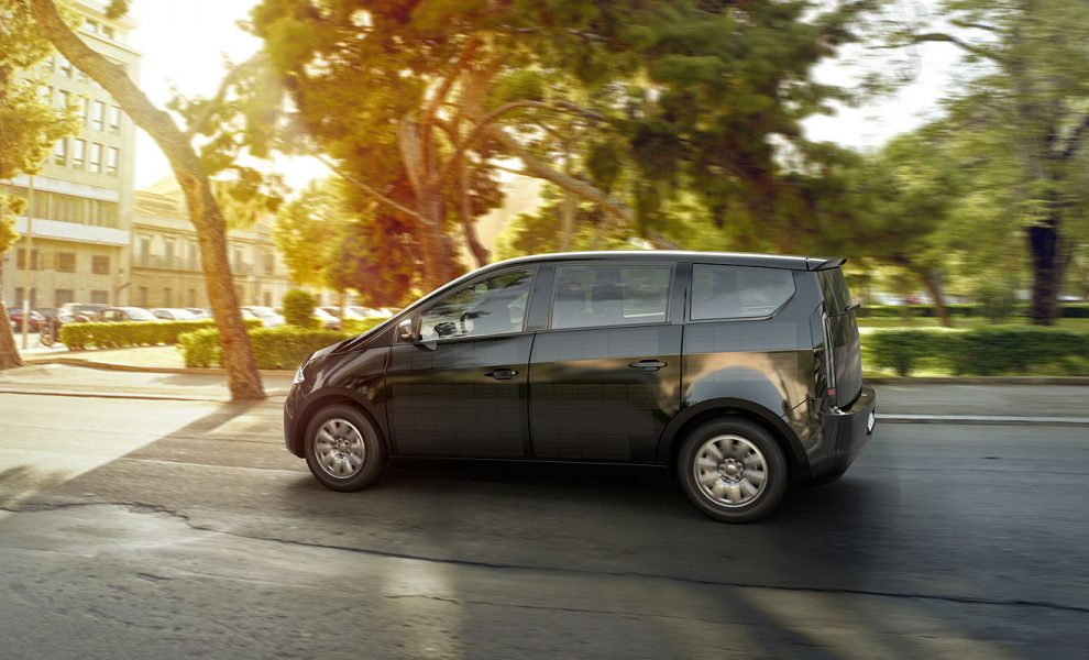 Der Sono Motors Sion. Foto: Sono Motors